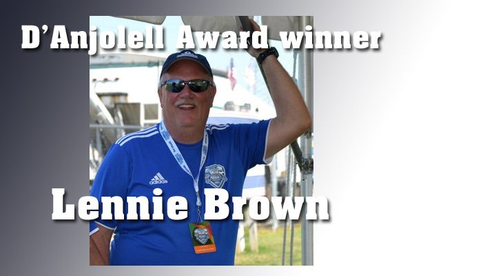 Eastern Pennsylvania Youth Soccer is proud to announce its 2016 Service to Youth and D'Anjolell Award winner