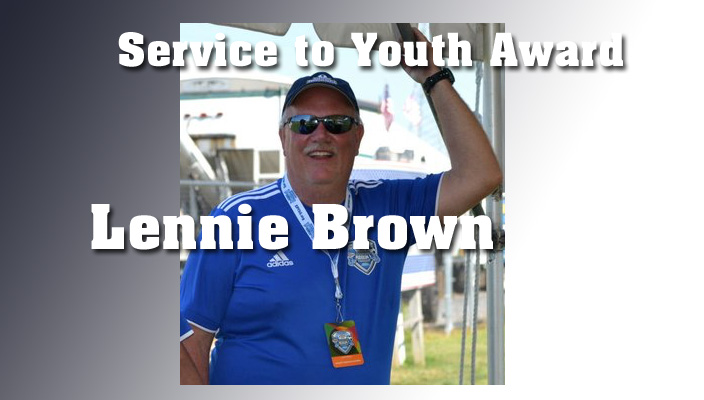 Eastern Pennsylvania Youth Soccer is proud to announce its 2016 Service to Youth Award winner